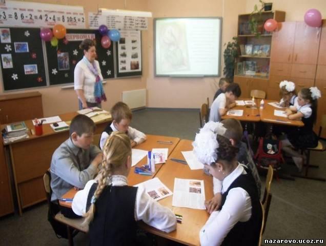 Мастер класс учителя начальных классов групповая работа