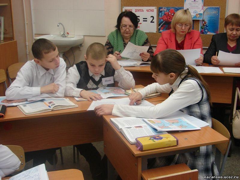 Воронкова Елена Александровна, урок истории в пятом классе по теме «Древняя Спарта»