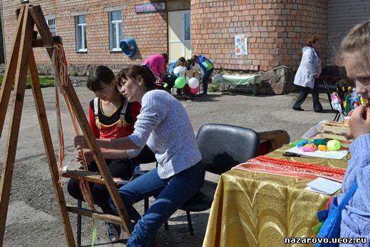 Районный конкурс «Парад Сибирской игрушки»