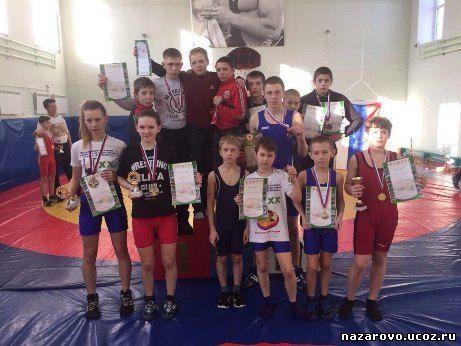 Открытое Первенство по вольной борьбе среди юношей и девушек на призы Главы администрации п. Кедровый