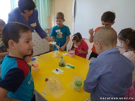Воспитатель года Назаровского района