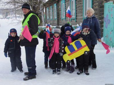 В Назаровском районе «Шагающий автобус» возглавил старший матрос запаса