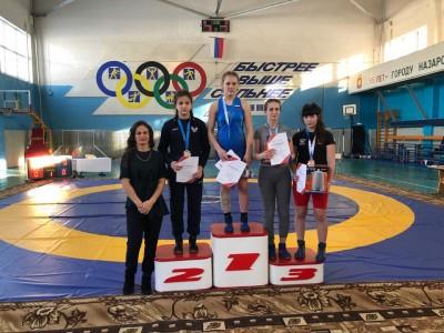 IV региональный турнир по вольной борьбе среди девушек на призы ЗМС России Анны Половневой