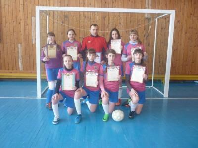 Муниципальный этап ШСЛ по мини-футболу