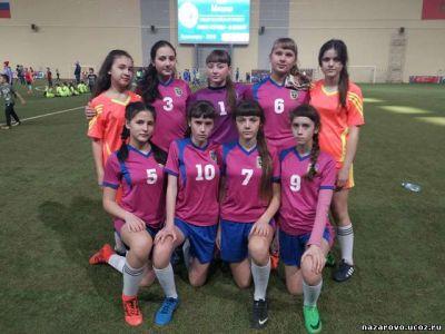 Первенство Сибирского федерального округа по футболу