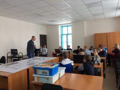 III образовательный модуль сетевой программы дополнительного образования «Робототехника и легоконструирование»