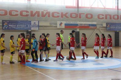 Финал Всероссийских соревнований по мини-футболу