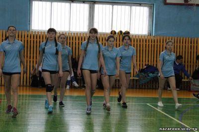 Краевые зональные соревнования по волейболу в рамках ШСЛ