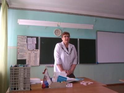 Открытые мероприятия в Сережской и Сахаптинской школах в рамках реализации краевой программы по повышению качества образования