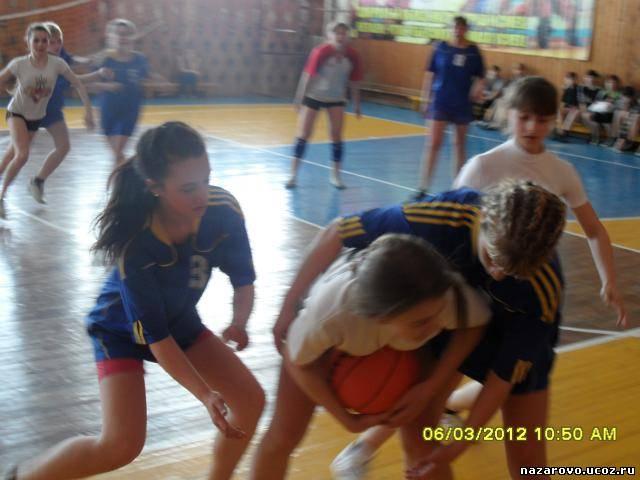 Школьная спортивная лига