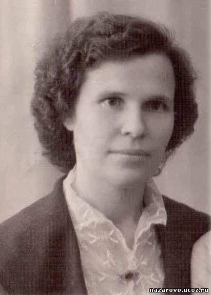 Авдонина Валентина Ивановна